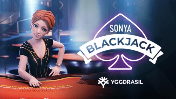 Sonya Blackjack is the Yggdrasil alternative to live casinos