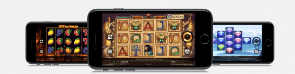 Tom Horn games are fully compatible with iOS and Android smartphones and tablets