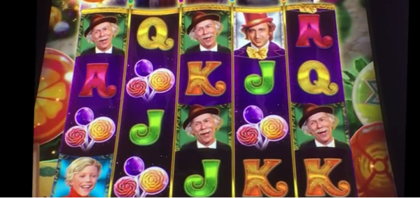 Willy Wanka slot is a must for hard-core slot fans