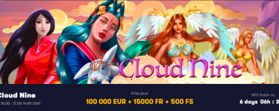 Turn Yourself Into A Winner With Frank Casino Cloud Nine Tournament