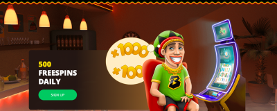 500 Free Spins Every Day- This Is What You Can Expect From Bob Casino