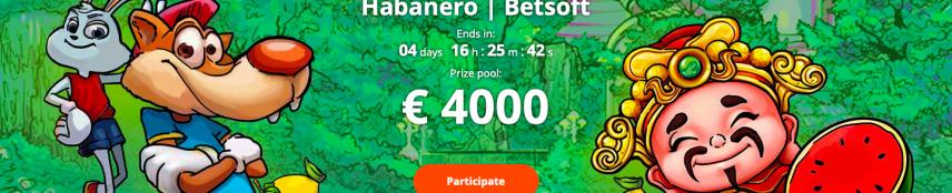 Habanero and Betsoft Casinos Bonuses