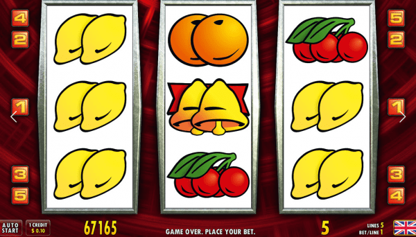 Let the odds be in your favor with the Double Triple Chance slot by Merkur - now in HD
