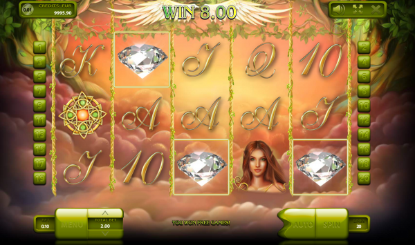 Fairy Tale slot can be played in any Endorphina Casinos