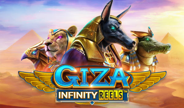 Giza Infinity Reels slot is a must try in any ChanceInteractive Casino