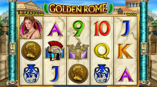 You can play Golden Rome slot at our recommended Multicommerce casinos