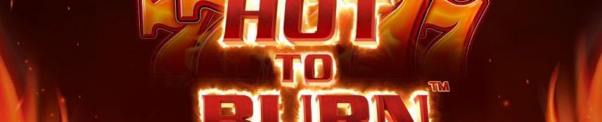 Hot to Burn Slot