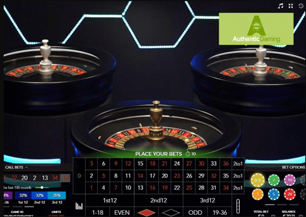 Live Auto Roulette is a must for every roulette enthusiast!