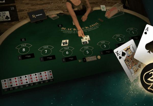 Live Blackjack sessions like no other!