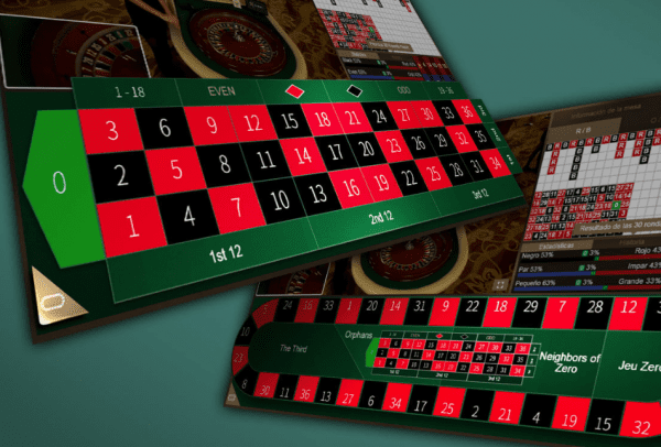 SAgaming casinos are home to the highly acclaimed Live Roulette