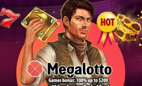 Megalotto Casino Promo