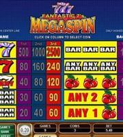 Mega Spin Slots