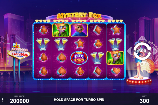 What does the fox say? Find out by playing Mystery Fox slot by PariPlay