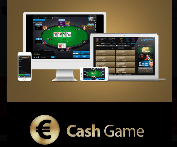 Playtech's Poker cash games are incredibly popular