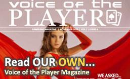 Voice of the Player Magazine CasinoDaddy.com