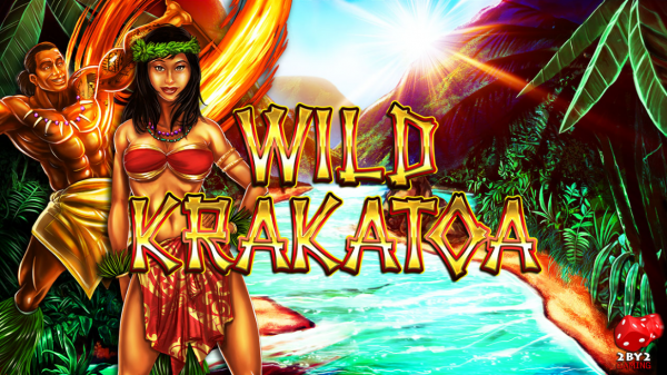 Wild Krakatoa is yet another example of 2by2Gaming's versatility
