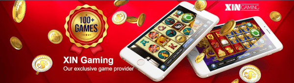 Xin Gaming is the exclusive slot provider for Asia Gaming