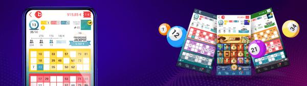Relaxgaming has created a beautiful portfolio of bingo products