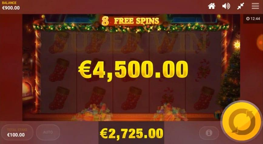 Jingle Bells RTP: This outstanding Christmas-themed slot Return to Player rate is 96.28%.
