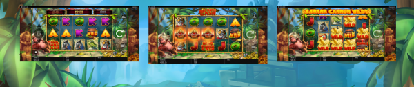 The jungle has a new king! Discover it's hidden treasures!