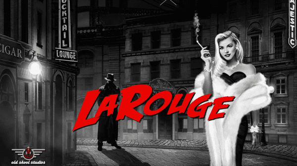La Rouge slot is an immersive game developed by Oldskoolstudios