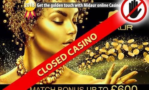 Midaur Casino Closed Casino