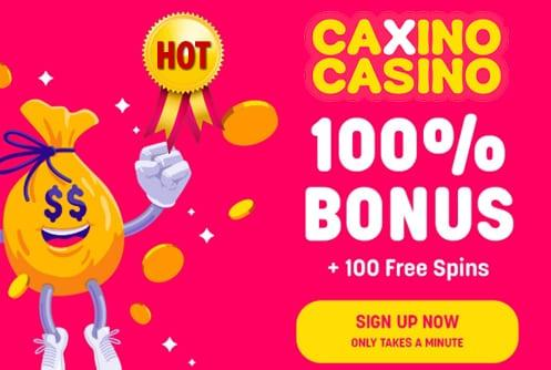 Caxino Casino Hot Promo