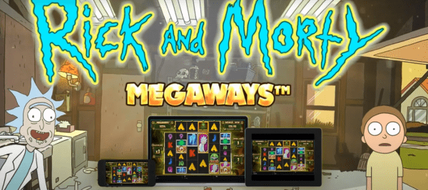 Rick and Morty Megaways needs no introduction - you can enjoy it at every Blueprintgaming casino