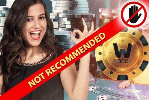 Winner Million Casino Not Recommended