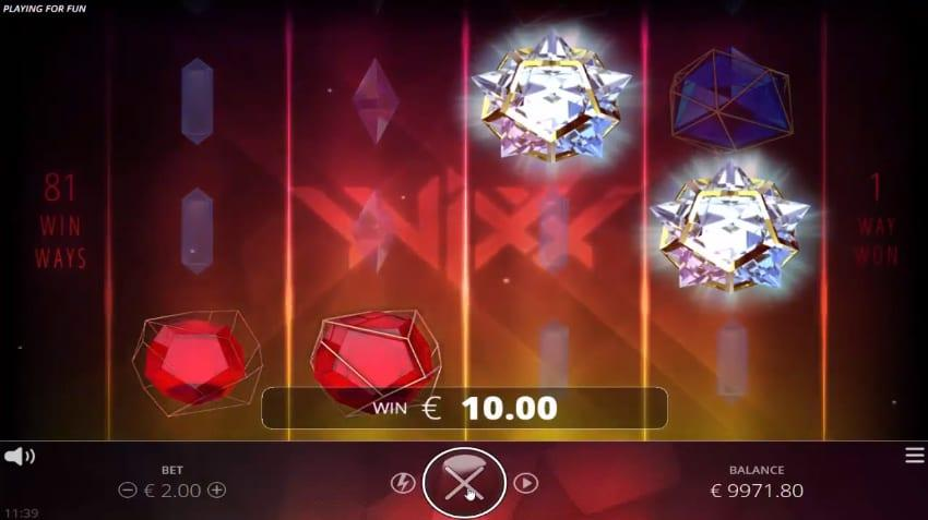 Wixx Slot RTP: This impressive slot game has an RTP of 96.61% and presents players with the opportunity to bet between $0.10 and $50 per spin.