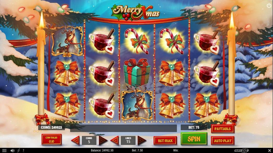 Merry Xmas Slot RTP: Merry Xmas Slot has an RTP of 95.79%, with bets ranging from $0.01 to $18.75.