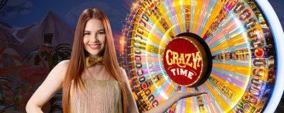 Crazy Time Live Casino