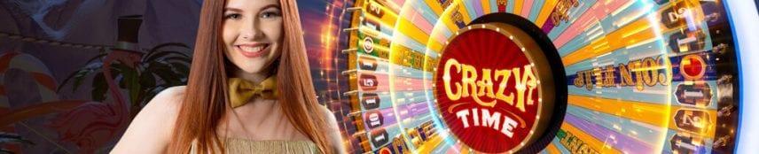 Crazy Time Live Casino