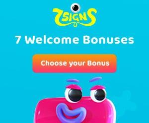 7signs Bonus