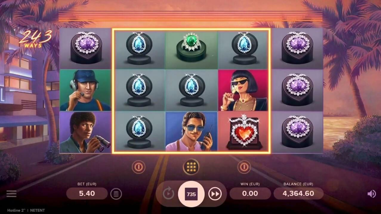 Hotline 2 Slot RTP: This intriguing slot game comes with an RTP of 96.05% and the opportunity to bet between $0.10 and $150 per spin.
