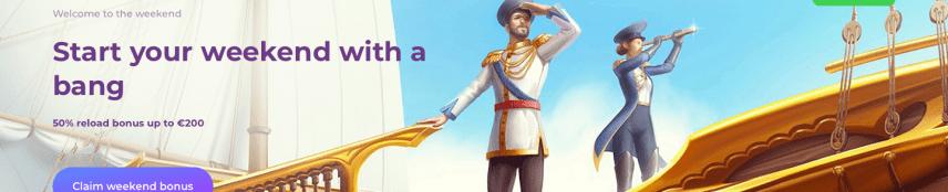 Tsars Casino Promotion