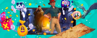 Caxino Casino Jackpot Hunt