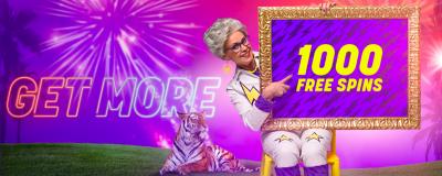 Wildz Casino 1000 Free Spins