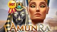 AmunRa Casino Logo Bonuses