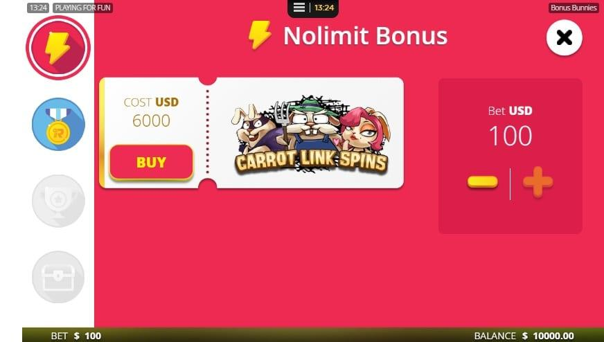 Bonus Features and Free Spins: Initially, you will receive 3 free Spins, but every time you land a winning combination during this feature, more extra spins will be added.