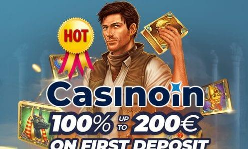 Casinoin Casino Promo