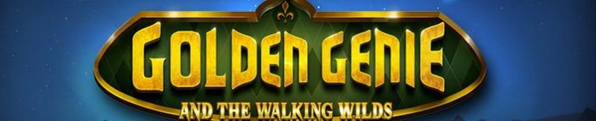 Golden Genie and the Walking Wilds Slot