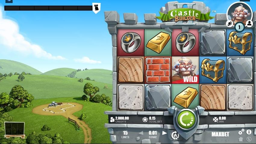 Castle Builder II RTP: This breathtaking slot has a theoretical RTP that starts at 95.50% which is quite good when compared to other slots.
