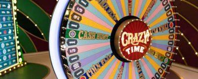 Crazy Time Live Casino Show