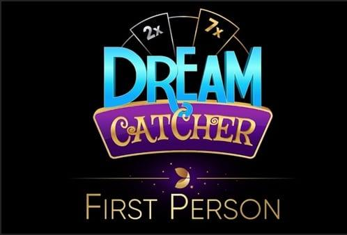 Dream Catcher First Person Live Casino Game Show