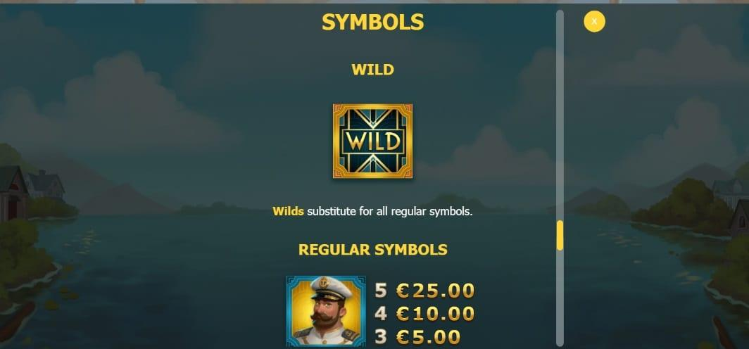 Jackpot Express Symbols: The game has its traditional wild, represented by an icon marked with the word 'Wild' itself, acting as a substitute for all regular symbols to form additional winning combinations.