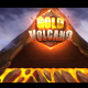Gold Volcano Slot Art