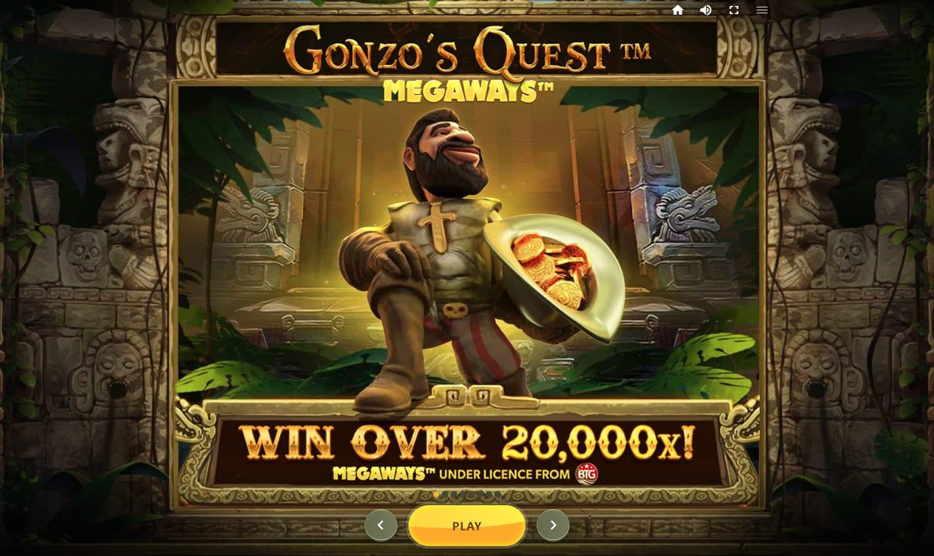 Gonzo's Quest Megaways Slot Symbols:  Although it will be quite hard to bring new faces to what is an already successful slot theme, we have no doubt that Red Tiger and NetEnt have put their efforts together in order to bring to slot players something new that they can enjoy.