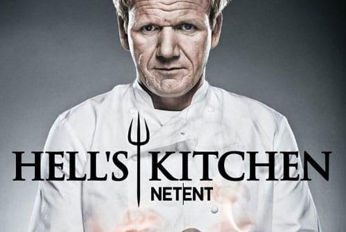Gordon Ramsey's Hell Kitchen Slot