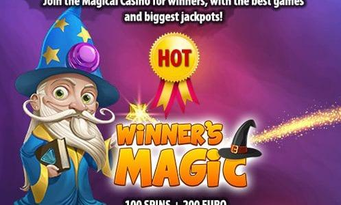Winners Magic Casino Promo